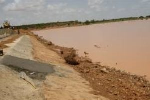 Etude APD et DCE d'aménagement du périmètre irrigué  en aval du barrage d'Andékanda