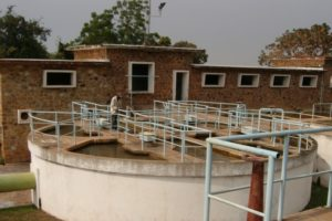 Etude diagnostique et élaboration du schéma directeur pour l'alimentation en eau potable de la ville de Bangui