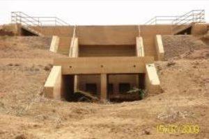 Étude APD/DCE et contrôle des travaux de réhabilitation du périmètre de décrue et du pont-vanne de Kaédi