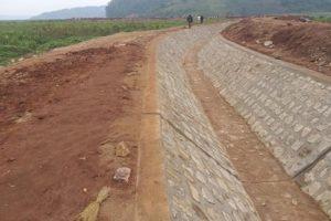 Études et contrôle des travaux d'aménagement hydro-agricole du marais de la Ruvubu de 800 ha dans la commune de Muhanga