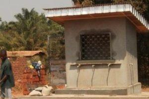 Etudes et contrôle des travaux de 10 micros systèmes et réhabilitation de 11 km de canalisation d'AEP à Bangui